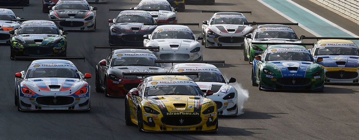 GT4 Championship